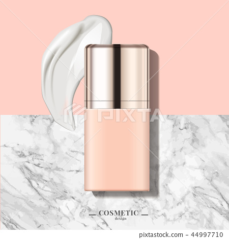 Cosmetic container mockup 44997710