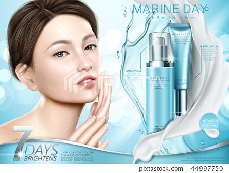 Skin care ads 44997750