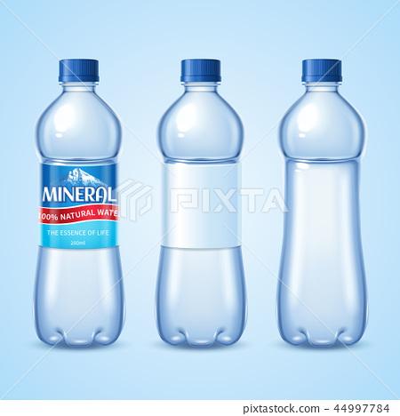 Mineral water bottle set 44997784