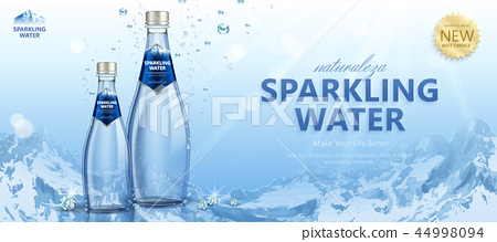 Sparkling water ads 44998094