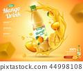 Mango bottled juice 44998108