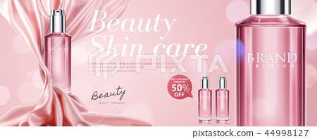 Elegant cosmetic ad 44998127