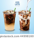 iced latte set 44998160