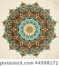 蔓藤花紋 裝飾品 裝飾 44998172