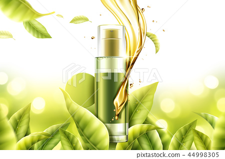 Green tea essence product 44998305