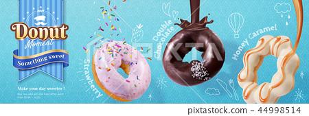 Donut banner ads 44998514