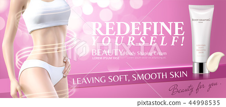 Body shaping cream ads 44998535