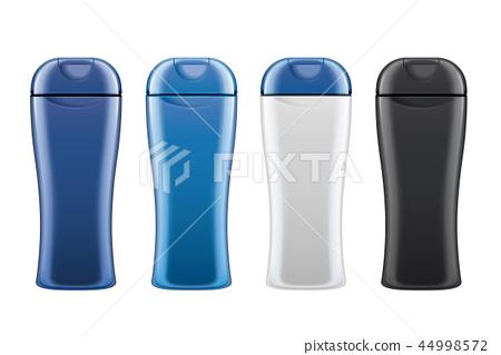 Blank skincare bottles set 44998572