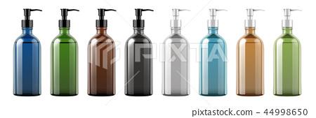 Set of pump bottles 44998650