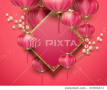 Chinese traditional background 44998851