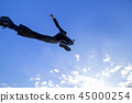 jumping, jump, business 45000254