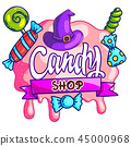 candy, sweets, confectionery 45000968