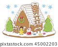 christmas, xmas, santum 45002203