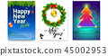 new year holiday 45002953