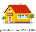 vector family house 45004866