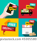delivery vector design 45005580