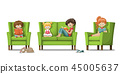 Kids Are Reading Books 45005637