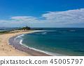 Nobbys Beach at Newcastle Australia. 45005797