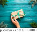 christmas, gift, present 45008003