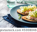 sandwich, cucumber, cheese 45008046