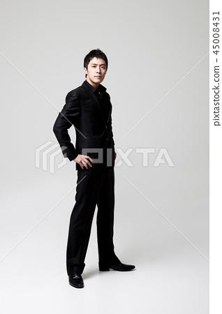 비즈니스맨,회사원,남자 45008431
