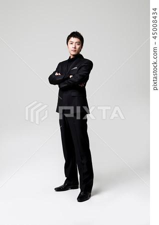 비즈니스맨,회사원,남자 45008434