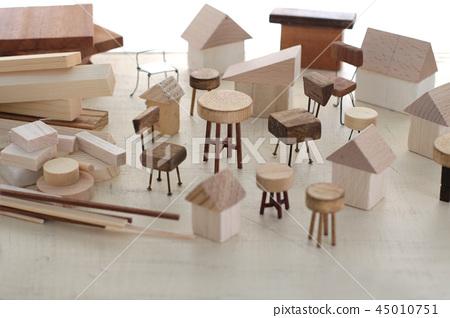 DIY微型家具形象 45010751