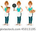 woman credit card 45013195
