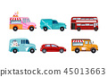 transport car vehicle 45013663