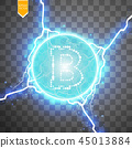 background, bitcoin, cryptocurrency 45013884