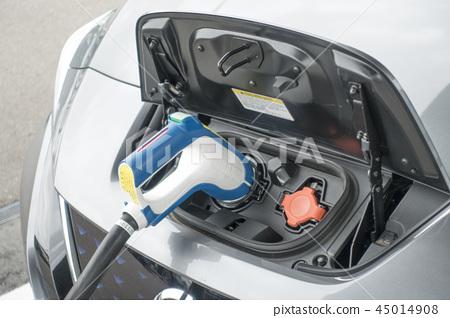 電動車充電現場採用高速公路服務區快速充電設備EV QUICK CHARGER 45014908