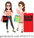 black, friday, fashion 45017711