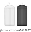 detailed, mockup, black 45018997
