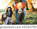 family, mother, children 45020789