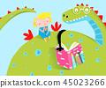 kid, dragon, book 45023266