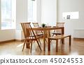 식탁, 의자, 테이블 45024553