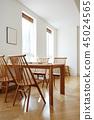 식탁, 테이블, 탁자 45024565