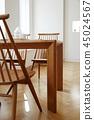 식탁, 의자, 테이블 45024567