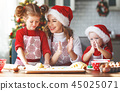 child, family, christmas 45025071