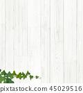 背景 - 板 - 木 - 牆 - 常春藤 - 葉 45029516