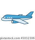 airplane 45032306