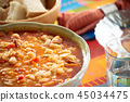 White beans with chorizo 45034475