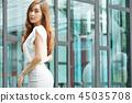 商业女人肖像 45035708