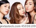 女性美容系列化妝 45036109