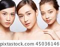 female, lady, woman 45036146