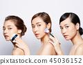 女性美容系列化妆 45036152