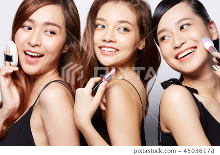 Female Beauty Series Makeup 45036178