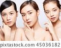 女性美容系列 45036182
