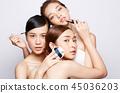 女性美容系列化妆 45036203