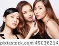 女性美容系列化妝 45036214